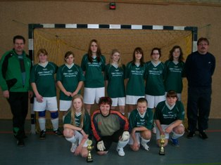 B Juniorinnen 2010